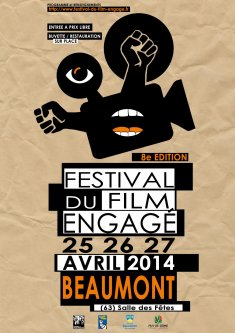 Festival du film engagé de Beaumont du 25 au 27 avril (63)